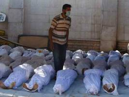 Both Sides Allege New Chemical Weapon Attack in Syria