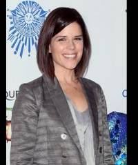 Neve Campbell on Mad Men
